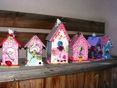 bird house  Yara Val Gaknin