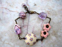 pocket full of posies bracelet . . .