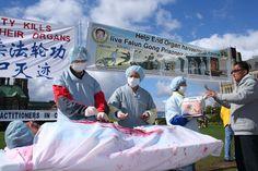 Tempo de espera por órgãos compatíveis continua curto na China | #China, #ExtraçãoDeórgãos, #FalunGong, #Minghuiorg