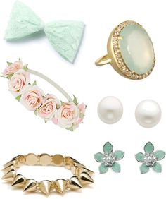 """""""Prom accessories!"""" by xolaura824 on Polyvore"""