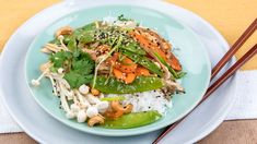Get to know your new weeknight dinner fave. Chef Recipes, Turkey Recipes, Gluten Free Recipes, Asian Recipes, Toasted Sesame Seeds, Chicken And Dumplings, Fresh Ginger, Roasted Chicken, Weeknight Meals