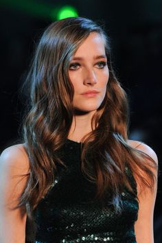The Best Haute Couture Beauty Looks From Spring 2015 - Alexandre Vauthier - Elle