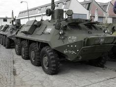 BTR-60  for sale... That's right! This mofo is for sale
