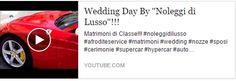 """Wedding Day By """"Noleggi di Lusso""""!!!"""