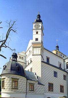 Pardubice Castle, Czechia