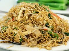 Chinese Chow Mein - Preparation time:	10 minutes  Cooking time:	5 minutes  Serves:	4