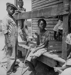 Mississippi Delta Children by Dorothea Lange, 1936    http://www.flickr.com/photos/pingnews/481540628