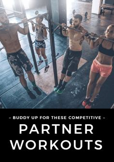 Try these partner workouts and you may never want to work out solo again. Buddy Up for These Competitive Partner Workouts http://www.active.com/fitness/articles/buddy-up-for-these-competitive-partner-workouts?cmp=17N-PB31-S34-T9-D1--20