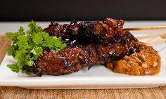 recette sauces   Recette Boeuf à la sauce de cacahuète - Recettes asiatiques ...