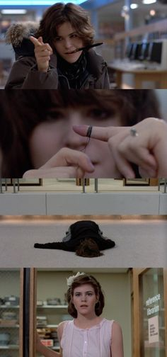 The Breakfast Club | I love Ally Sheedy!