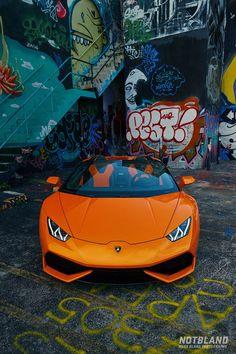 Lamborghini Huracán Spyder Más
