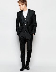 Selected Homme - Veste de costume cintrée
