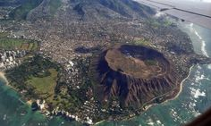 Diamond Head crater, #Oahu #Hawaii - Discover the 10 most amazing things to do on Oahu  http://www.thewondermap.com/things-to-do-in-oahu-hawaii/