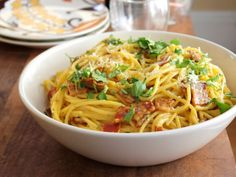 """Easy """"Date Night"""" Spaghetti Carbonara Recipe 