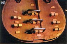 """Иллюстрации к """"Склеивание Трещин На Скрипичных Деках"""" Violin Art, Cello, Violin Pickup, Violin Repair, Ansel Adams, Poker Table, Old Photos, Workshop, Woodworking"""