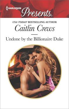 Undone by the Billionaire Duke (Harlequin Presents) by Caitlin Crews. Can she tame the shameless duke? The brazen antics of Hugo, Duke of Grovesmoor, and the string of women to grace his bed are tabloid gold. But Eleanor Andrews, newly hired to care for the duke's young ward, refuses to see him as anything but her boss. She desperately needs this job. No matter how gorgeous Hugo is, the stakes are simply too high… Well acquainted with lies and betrayal, Hugo is jaded and cynical…