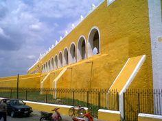 Convento de San Antonio de Padua, Izamal, Yucatan, Mexico