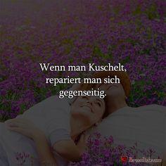 <p>Wenn man Kuschelt, repariert man sich gegenseitig.</p>   Täglich neue Sprüche, Liebessprüche, Zitate, Lebensweisheiten und viel mehr!