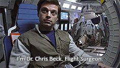 The Martian intro for Seb