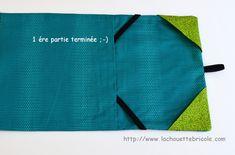 Housse pour Kindle, le tuto... - La chouette bricole Diy Couture, Kindle, Ipad, Athletic, Crochet, Style, Fashion, Totes, Slipcovers