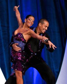 Top Salsa Dancers, Tito and Tamara, Teaching in Toronto April 2-4, 2012