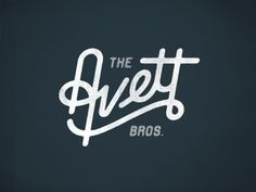 Beautiful typographic designs | From up North
