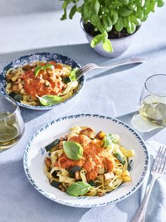 Tasty, Yummy Food, Pasta Noodles, Italian Pasta, Love Food, Healthy Recipes, Healthy Food, Chicken Recipes, Curry