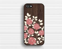 flower tree case IPhone 4 caseSeptember by case7style on Etsy, $9.99