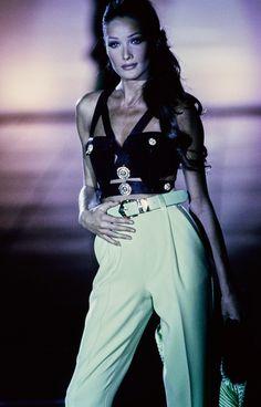 Versace - Fall 1992 Ready-to-Wear