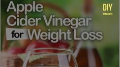 If you're suffering from overweight and looking for a magic elixir that helps you to lose weight, which is none other than apple cider vinegar. It is an age old remedy that has been used from centuries, especially from Hippocrates to cure a host of ailments.