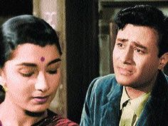 Hum Dono.................. Vintage Bollywood, Indian Bollywood, Indian Movies, Bollywood Actors, Classic Films, Once Upon A Time, Movie Stars, Love Story, Family Photos