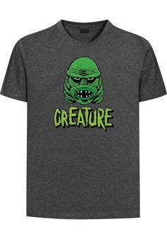Creature Black-Lagoon - titus-shop.com  #TShirt #MenClothing #titus #titusskateshop