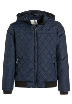 Teddy Smith BOFING Winterjas dark blue, 89.95,  Meer info via http://kledingwinkel.nl/shop/kinderen/teddy-smith-bofing-winterjas-dark-blue/