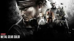 Metal Gear Solid 3 Snake Eater PS Vita Wallpaper
