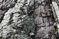 Cool rocks on the coast of Newfoundland!  ~ Ferryland, Newfoundland