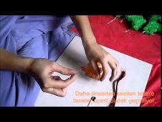 Sabundan Kıvrım Gül Yapımı - Elisisatiyorum.com - YouTube