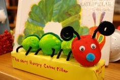 hungry caterpillar potato character