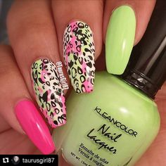 Love this color that @taurusgirl87 used on her mani, it's called TLC (103)! #repost #kleancolor #mani #manicure #nails #naillacquer #nailpolish #tlc #nailart #notd #makeup #cosmetics #beauty