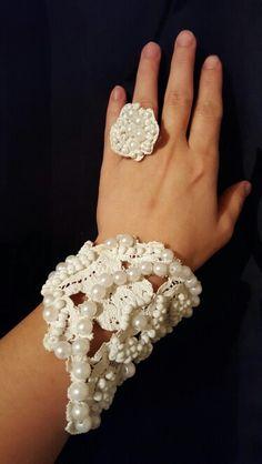 Handmade Jewellery, Diamond Earrings, Jewelry, Fashion, Crocheting, Moda, Handmade Jewelry, Jewlery, Jewerly
