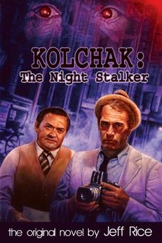 Kolchak: The Night Stalker by Jeff Rice. $5.19. 174 pages. Publisher: Moonstone (January 31, 2012). The original Kolchak novel by Jeff Rice                            Show more                               Show less