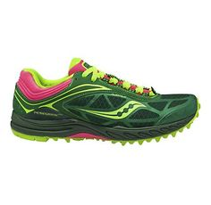 Womens Saucony ProGrid Peregrine 3 Trail Running Shoe; Size 8.5