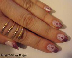 Especial dia del amor con #Crystal Nails http://estilo-y-hogar.blogspot.com.es/2015/02/manicura-elegante-dia-del-amor.html
