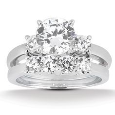 Taryn Collection 18K Gold Diamond Engagement Ring TQD A-8004 for about $926