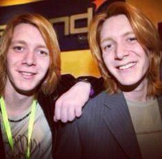 The Phelp twin <3
