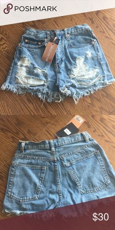 Love Culture Jean Shorts Brand New with tags! Love Culture Shorts Jean Shorts