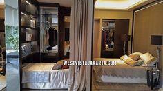 Foto show unit West Vista Jakarta Barat 2 BR. #showunit #westvistajakartabarat