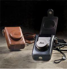 Leica DLux3 Camera Case by hale surmeli at Coroflot.com