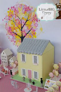 dolls house party sweetness
