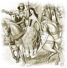 Isabella of France and her lover, Roger Mortimer, invade England, 1326.
