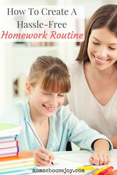 Is getting your kids to complete their homework a real struggle? Learn effective organization strategies to help your kids form homework habits that stick.